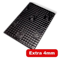 Silent Coat BLACK Extra sheet 4 mm
