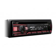 Alpine CDE-203BT CD/USB RECEIVER WITH BLUETOOTH