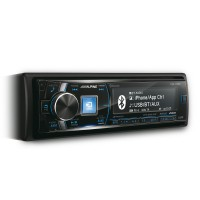 Alpine CDE-178BT CD RECEIVER WITH BLUETOOTH®