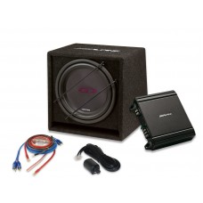 "Alpine SBG-30KIT 12"" (300mm) High Performance Subwoofer Package"