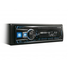 Alpine UTE-92BT DIGITAL MEDIA RECEIVER WITH ADVANCED BLUETOOTH