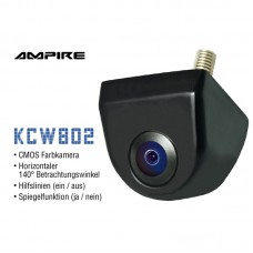 Ampire KCW802 - 140° parking camera