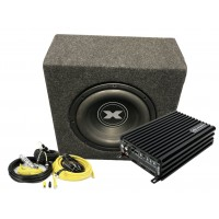 Excursion Digi amplifier and Subwoofer KIT 600W