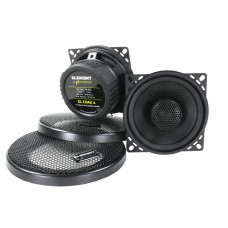 µ-DIMENSION EL COAX 4 - 100 mm Coaxial speakers