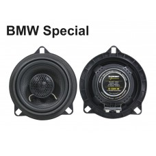 µ-DIMENSION EL COAX 4B - 100mm BMW OEM Upgrade Coaxial speakers