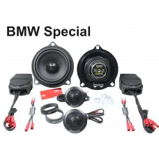 µ-DIMENSION EL COMP 4B - BMW eri 100mm Component speakers