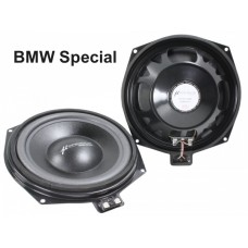 µ-DIMENSION GLOW 8 - 200mm special for BMW underseat subwoofers - pair