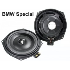 µ-DIMENSION GLOW 8 PRO - 200mm special for BMW underseat subwoofers - pair
