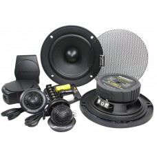 µ-DIMENSION EL COMP 5 - 130mm Component speakers